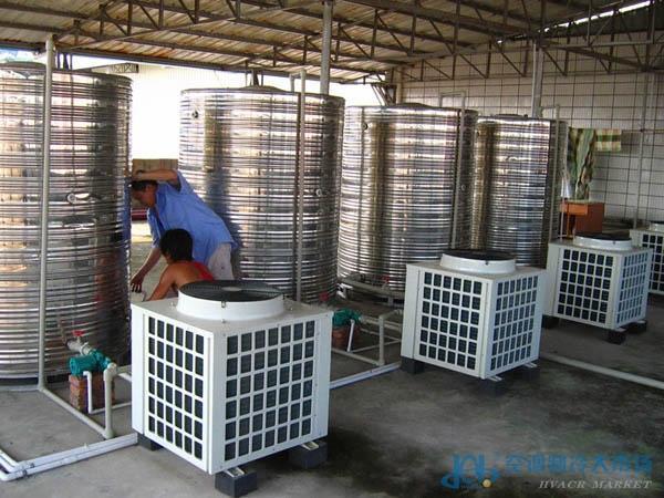 全国各地瑞社-RS空气源热泵专供,再也不用担心热水安