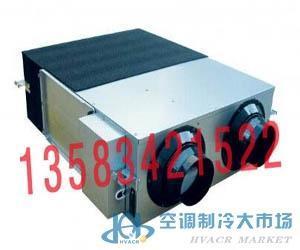 XHBQ-D2TH小型静音新风换气机空气净化机组