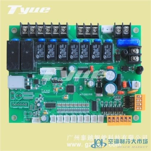 TYB0809,热泵热水机控制器 空调热水机 三联供可编程