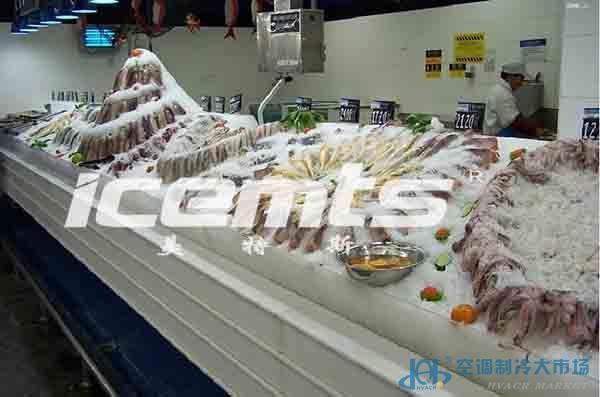 东北火锅自助制冰机价格-连锁超市制冰机