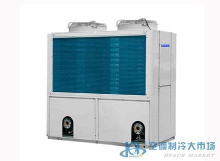 模块化风冷冷(热)水机组