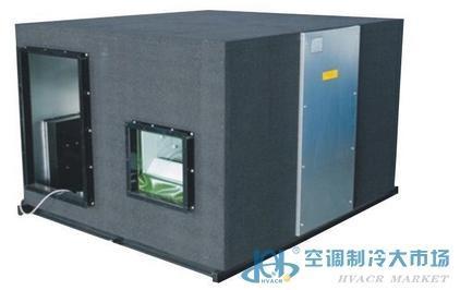 吊顶式热回收空气处理机组 新风换气机组 空调净化机组