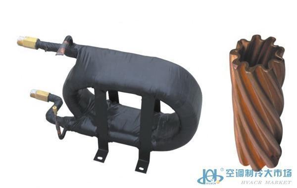 5P套管换热器(螺纹管)