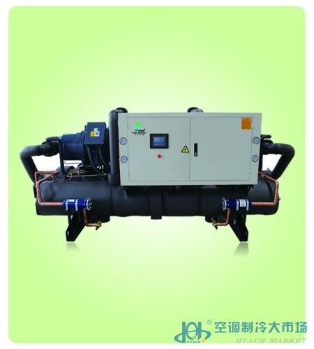 江苏镇江螺杆式水源热泵