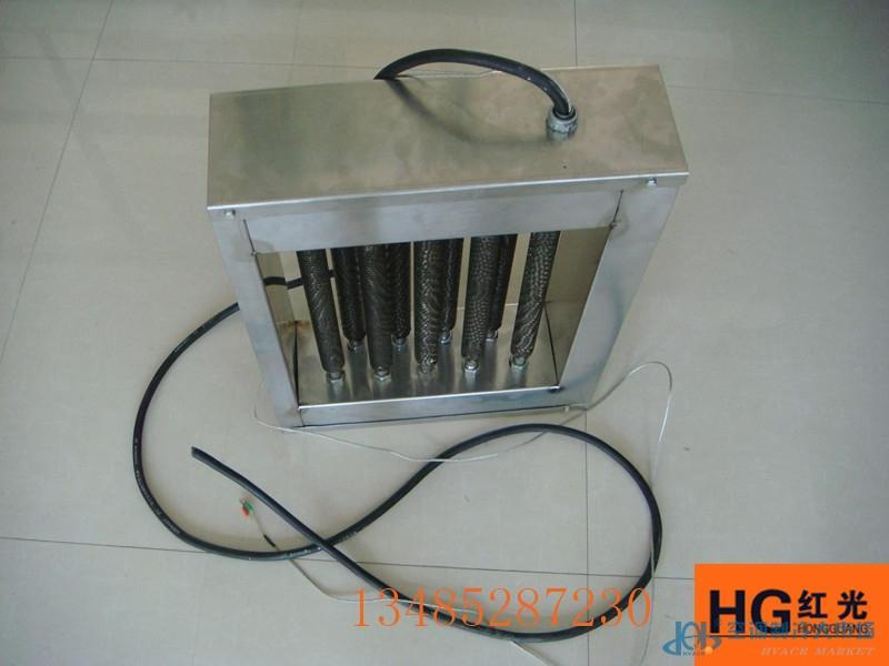 jshg红光小型翅片式电热管加热器