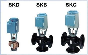 空调水系统西门子电动调节阀直销