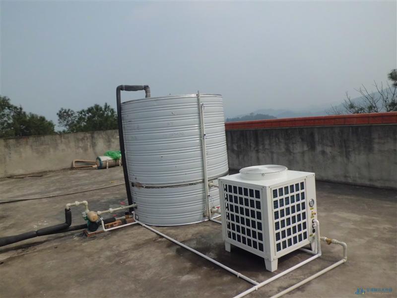 成都空气能中央热水系统企业单位宿舍