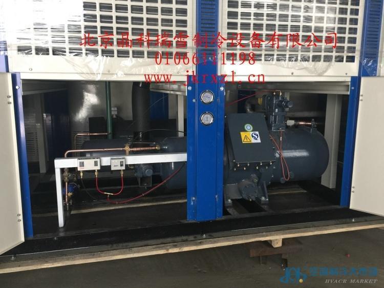 50吨台湾Hanbell RC-2-310B-Z螺杆箱体风冷式冷水机组