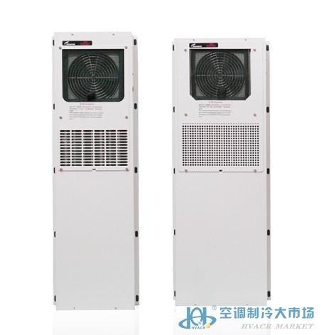 广东机床电气箱热交换器 电器控制柜热交换器