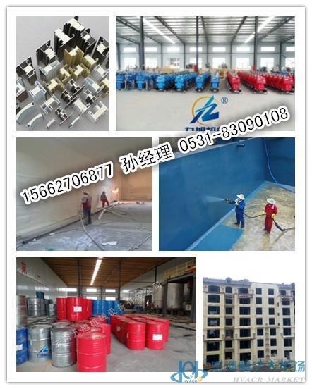 海南聚氨酯发泡机黑白料外墙保温喷涂机厂家