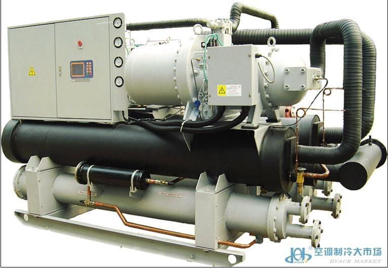 水冷螺杆式(热回收)冷水机组