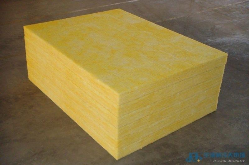 赢胜爱尼超细玻璃棉板WS暖通空调系统专业保温材料