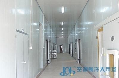 行唐县冷库安装表、中央空调设计安装