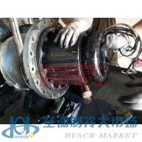 比泽尔压缩机维修冷凝器进水维修