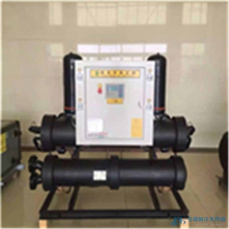 新佳技术研发 涡旋模块式水地源热泵机组品牌