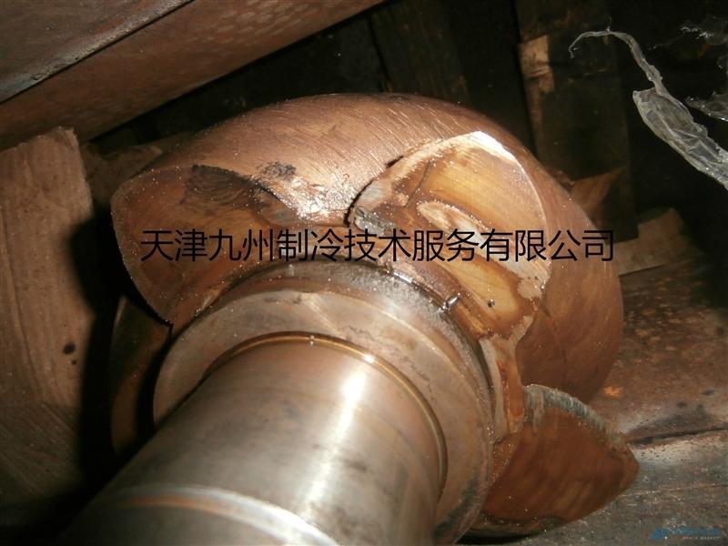 天津汉钟R155H-CR螺杆式压缩机维修