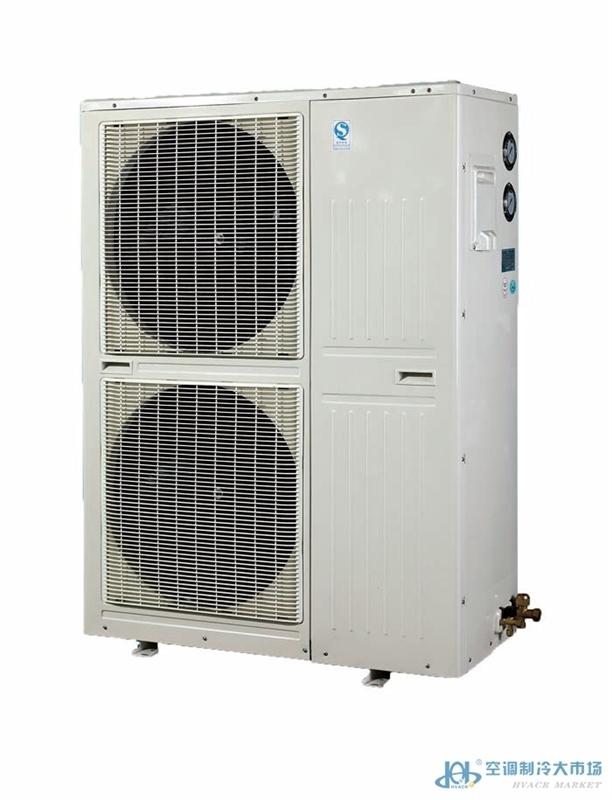 科威力涡旋风冷冷凝机组