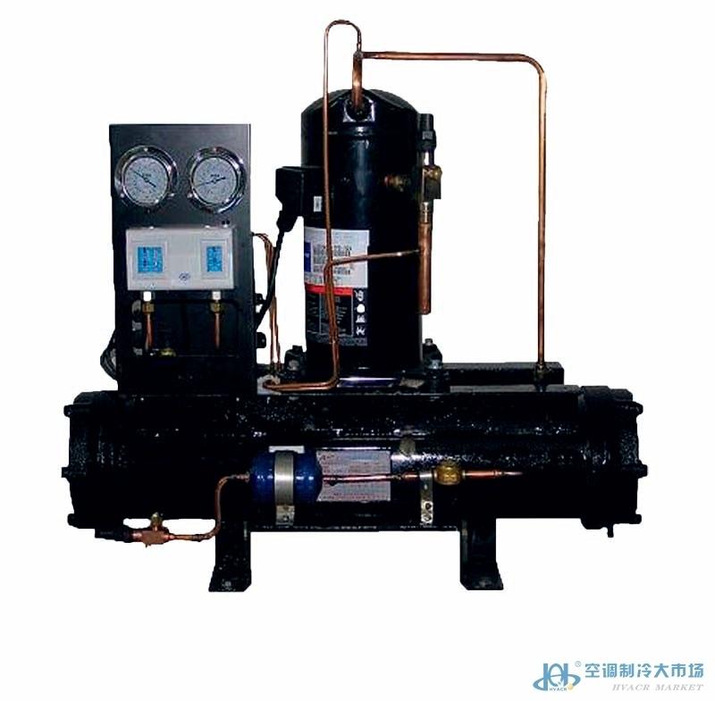 涡旋水冷冷凝机组