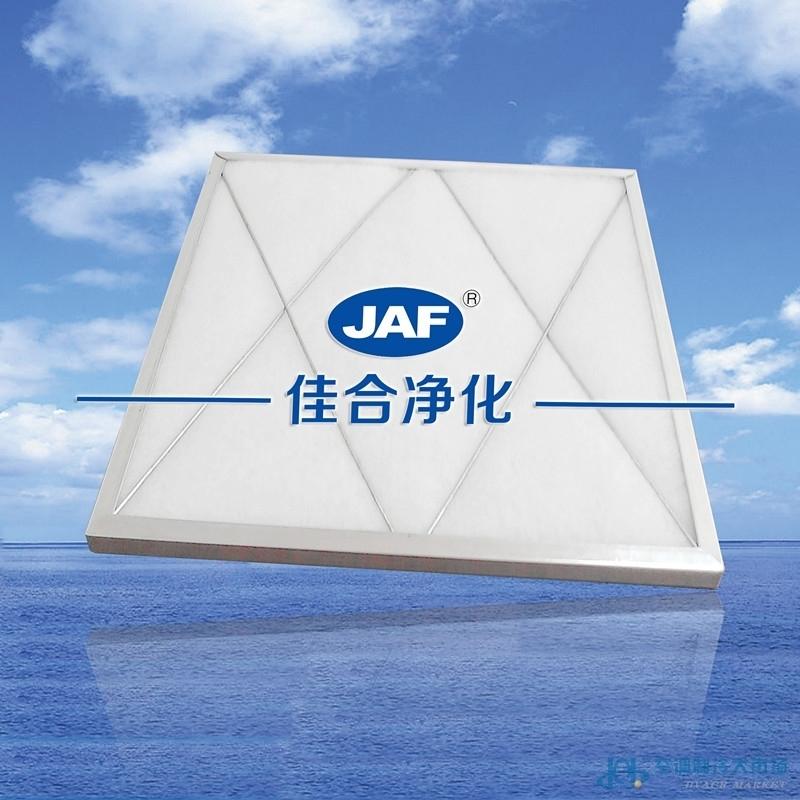 空调箱平板式初效空气过滤器无纺布平铺式过滤网中央空