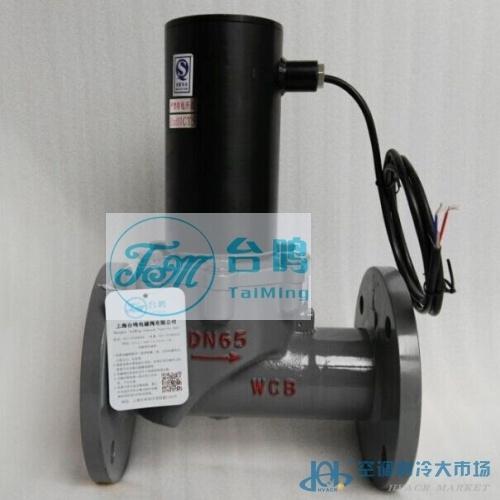铸钢防爆电磁阀DN65