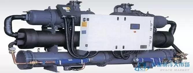 瑞冬牌水冷螺杆式冷热水机组