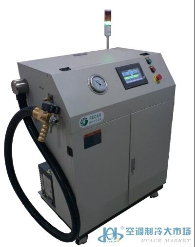 二氧化碳专用冷媒加注机