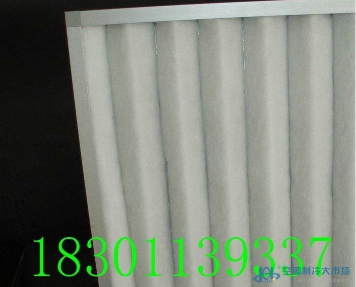 优力机房空调过滤网初效纸框820*760*90报价