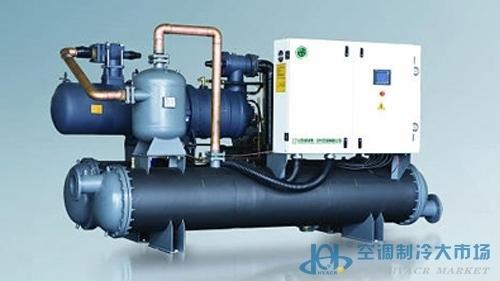 水冷机组系列-水冷螺杆满液式机组