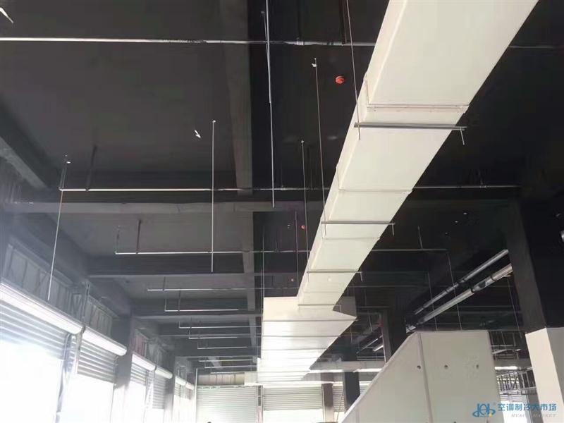雄县安县容城县 中央空调专用新型拼接风管-傻子风管通
