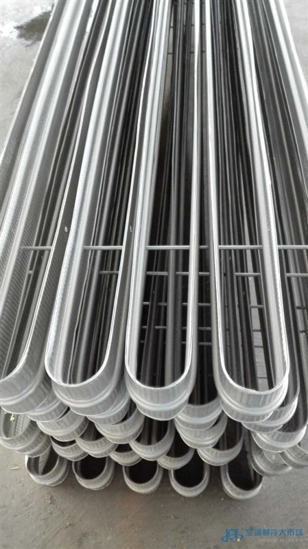 连续性铝排蒸发器