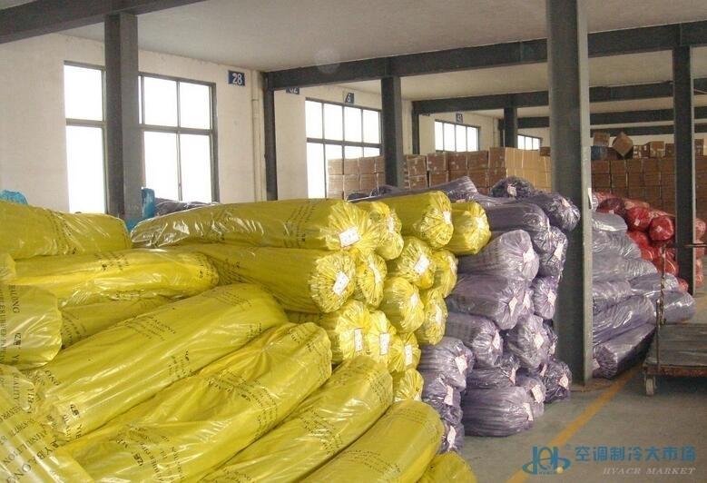 b1級30mm廠家直銷隔熱建筑橡塑保溫材料 空調太陽能橡