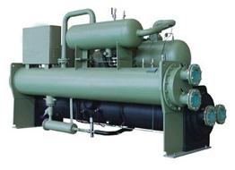 螺杆式水源热泵机组