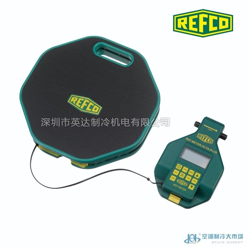 瑞士威科充气计量仪REF-METER-OCTA-KIT电子秤