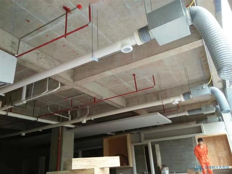重庆安装新风排风通风系统新风机