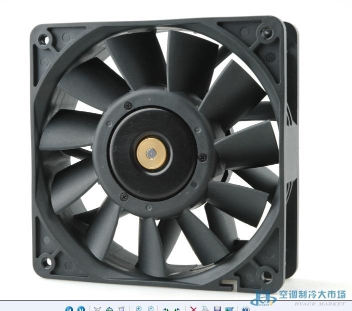 12V 8025高转速风扇 MGA8012UB-O25
