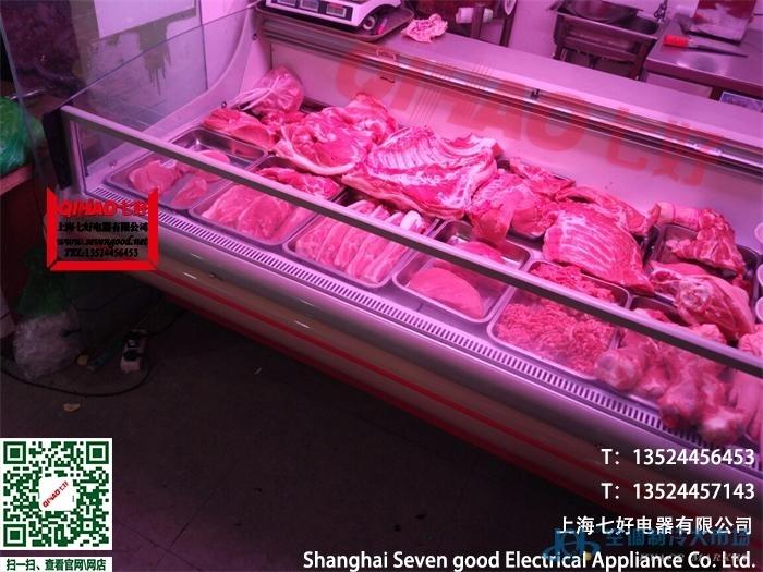 鄂尔多斯鲜肉柜厂家鄂尔多斯定做鲜肉柜