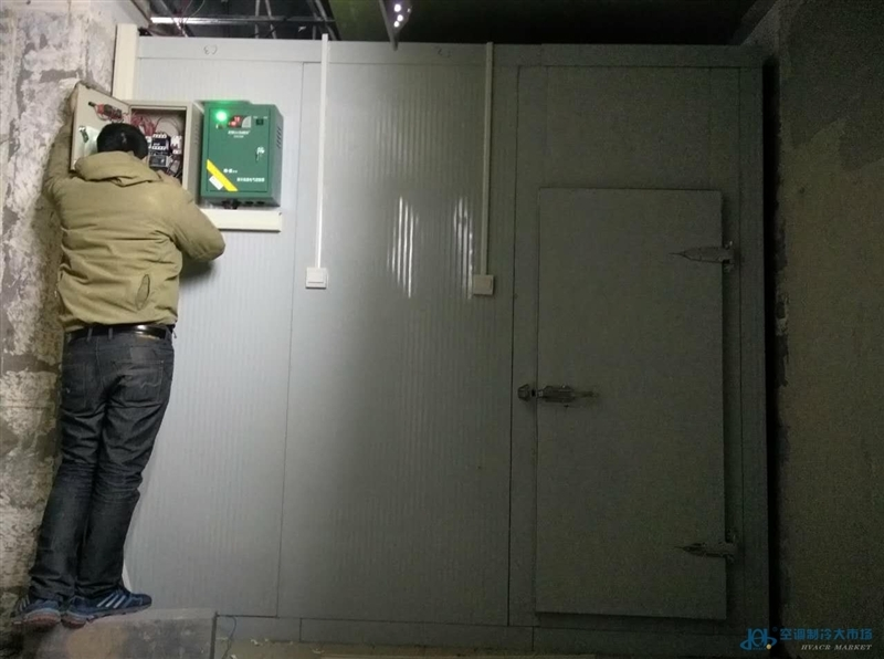 河北中小型冷库设计安装、冷库制冷设备安装、医药冷库