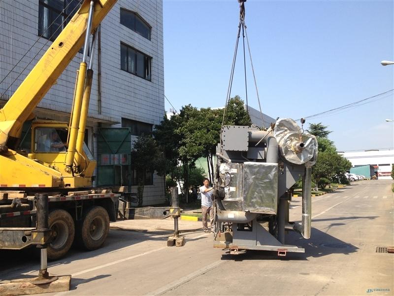 三洋溴化锂制冷机组 以旧换新