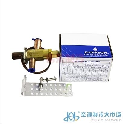 艾默生膨胀阀 HFES10HC5FT(12/箱)