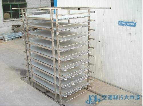 冷库用速冻铝排搁架板