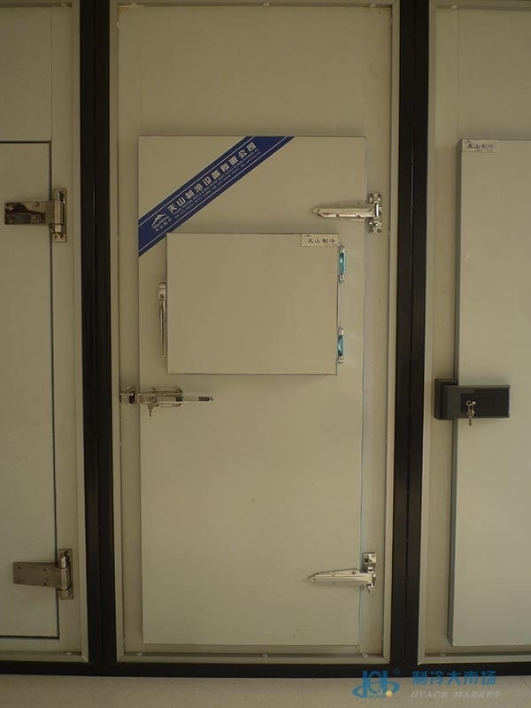 塑框防盗门