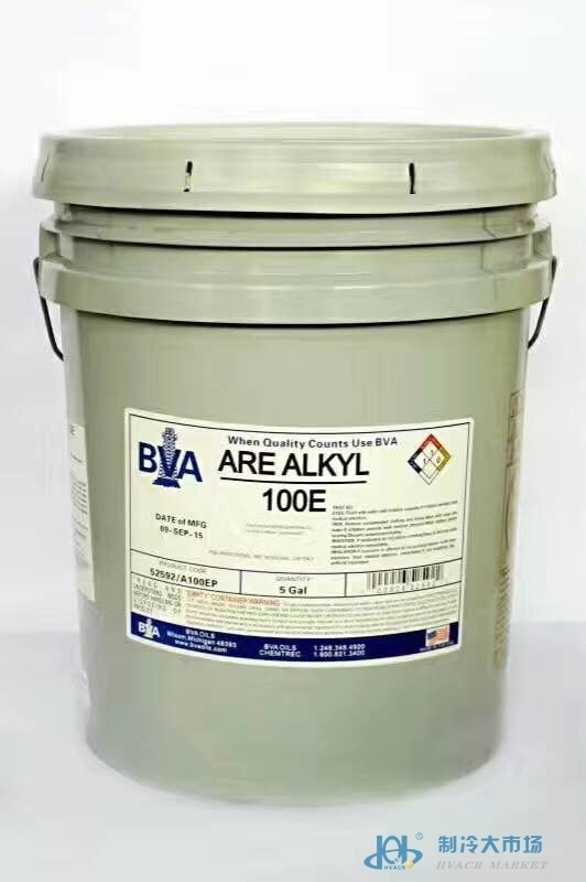 原装BVA14-100冷冻油、BVA-100-5冷冻油