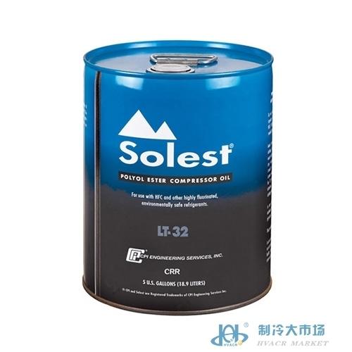 Solest LT-32冷冻油