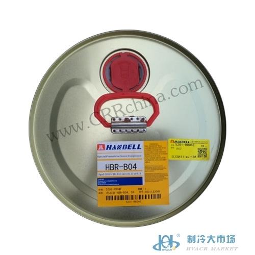 汉钟冷冻油HBR-B04