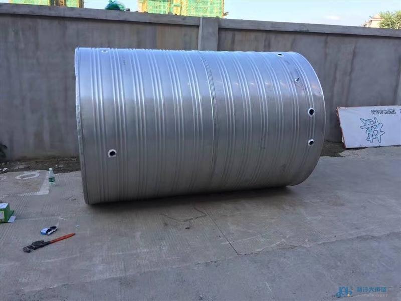 徐州空气能热水工程保温水箱价格