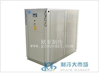 水冷渦旋箱式冷水機組