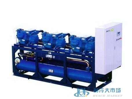 螺杆式水冷冷水机组