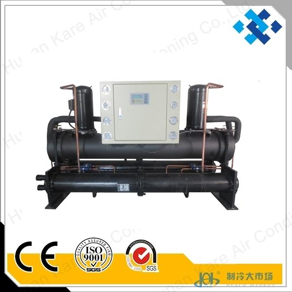 水冷台架式工业冷水机组