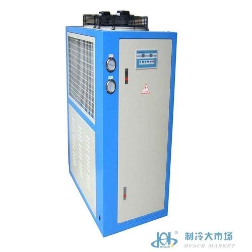 自然复叠低温冷冻机