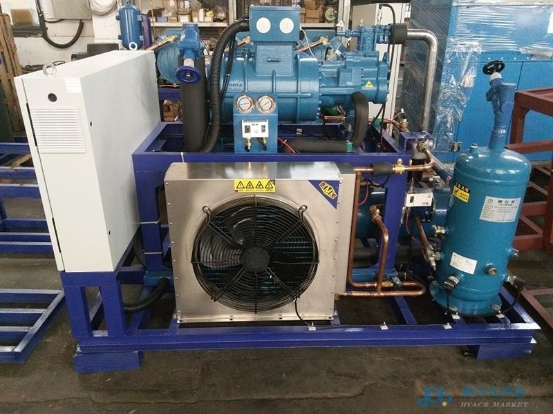 鲍斯螺杆低温冷水机组